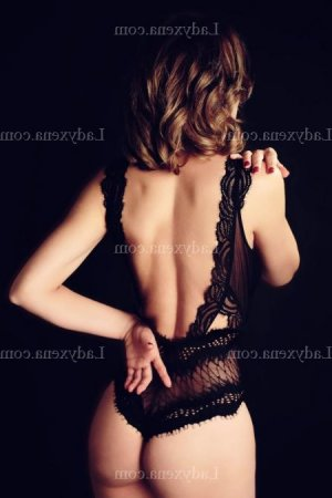 Helenne escort girl massage érotique à Lyon